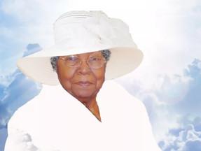 Celebrating the life of.... Camilla Gaymon Baxter Washington