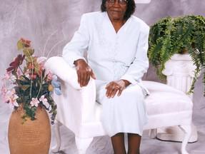 Celebrating the life of.. Mrs. Sarah L. Makupson
