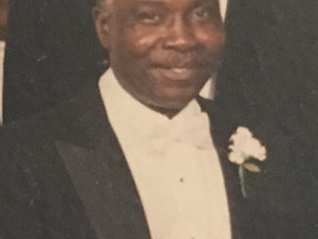 Celebrating the life of.... James Russell Barnes, Sr.