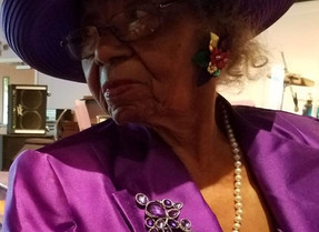 Celebrating the life of....Elizabeth M. Jackson