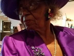 Celebrating the life of....Elizabeth M. Jackson