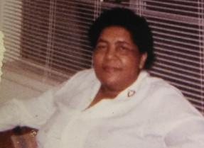Celebrating the life of....Willie Mae Joyner Ruff