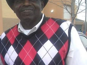 """Celebrating the life of....Johnnie """"JR"""" Taylor"""
