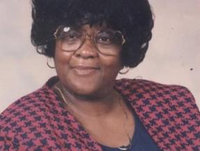 Celebrating the life of.... Sylvia Ann Goree