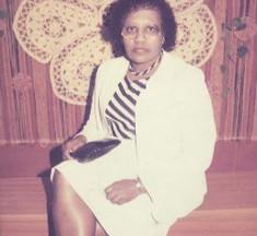 Celebrating the life of....Rosa  Mae Hudson