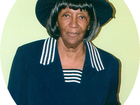Celebrating the life of.. Dorothy Jeam Williams Webb