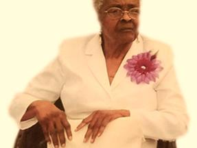 Celebrating the life of...Doretha Mitchell Graham