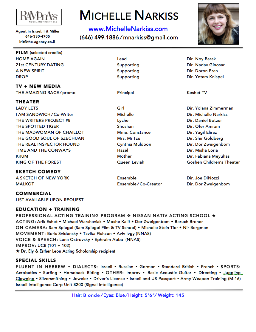 Michelle Narkiss_2018 Resume - PHOTO.png