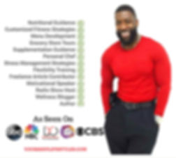 As seen on ABC,NBC,Sister Circle, and CBS, Terrance discusses his tips regarding how he reversed his type 2 diabetes.