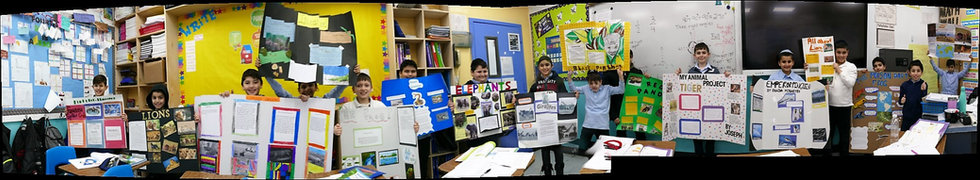 4th Grade - Mrs. Gabriel - Animal Habita