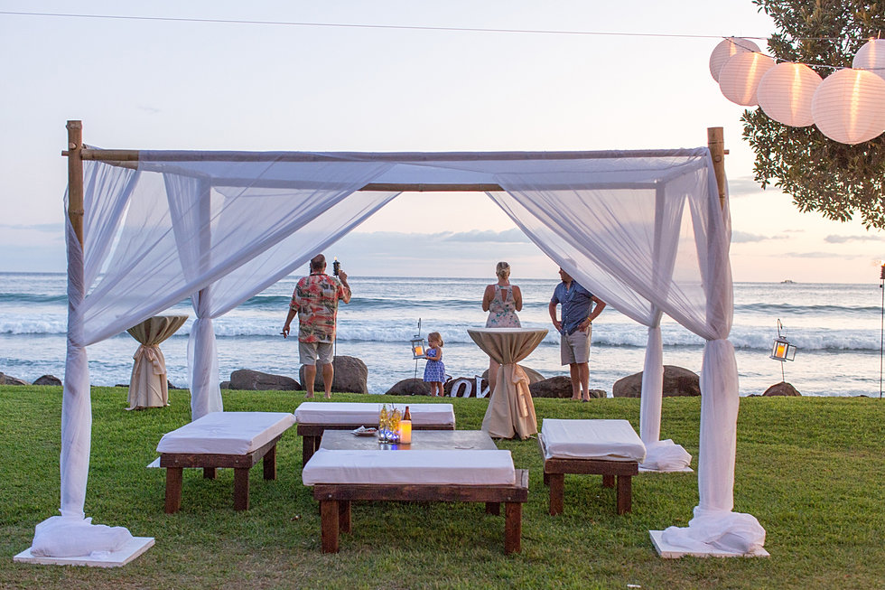 Paradise Event Rentals Wedding And Party Supplies For Maui