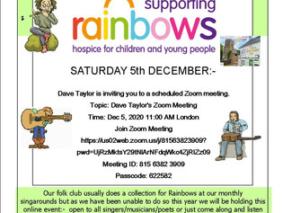 Supporting Rainbows:-