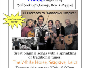 "Charity Fundraiser for ""Rainbows Hospice""."