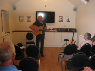 Kevin Dempsey Gig