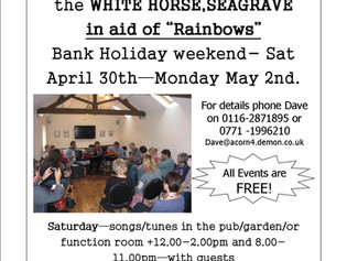 """All at Seagrave"" - Saturday 30th April"