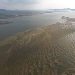 Tidal channel & dune