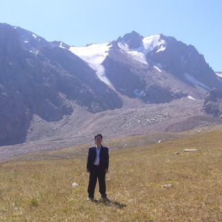 Chimbulak Mt 2006