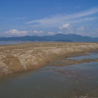 Compound dune