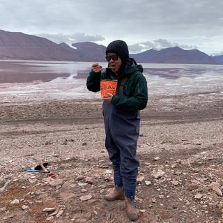 Arctic lunch 2019