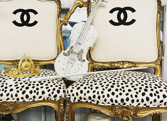 Chanel Prop Chairs