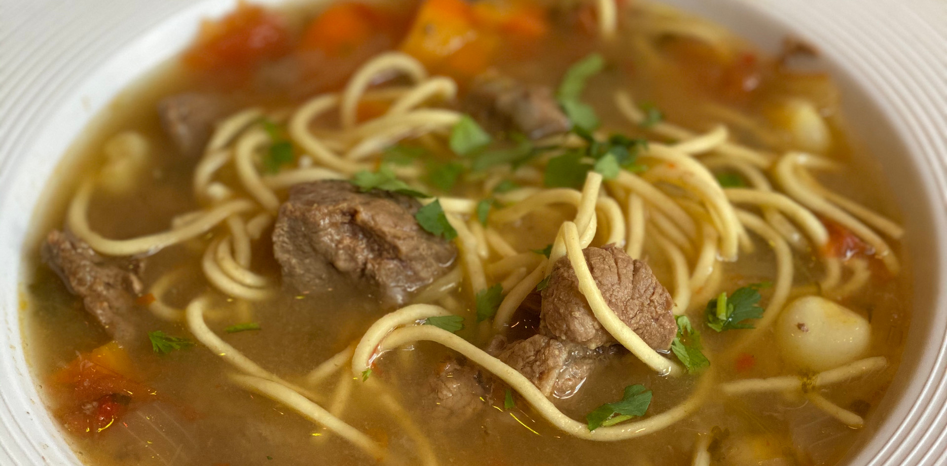Beef Soup $13