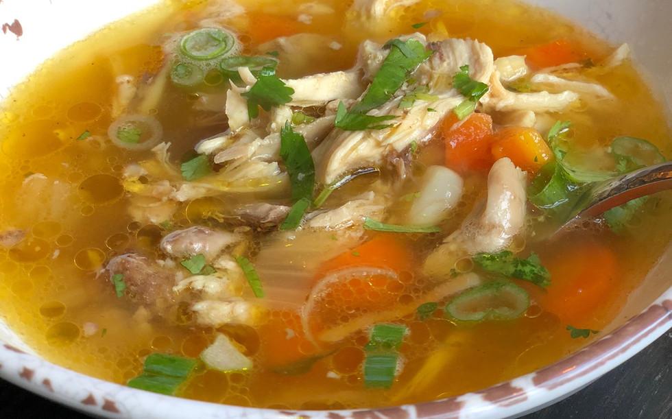 Chicken Soup $8