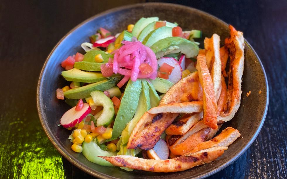 Avocado Salad $12