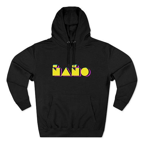 Pacman ñaño hoodie