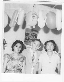 Mom, aunt and grandfather
