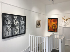 'Hammering Out a Poem' Exhibition, 2018