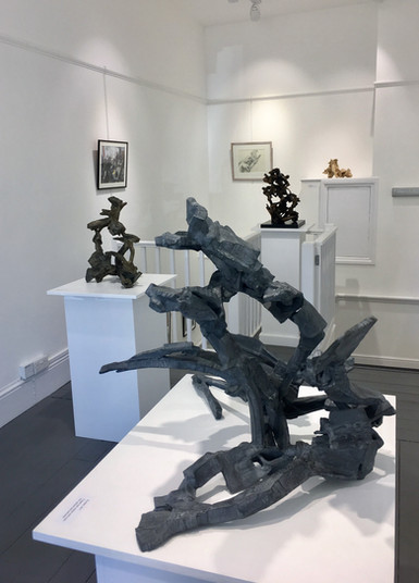 'Discovered In The Making' Exhibition, 2018