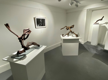'Another Look - Sculptures from the 1980s by Katherine Gili', 2020