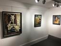 'Hammering Out a Poem' Exhibition, 2018, Felix & Spear, London