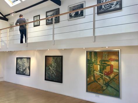 Retroactive Exhibition, 2019