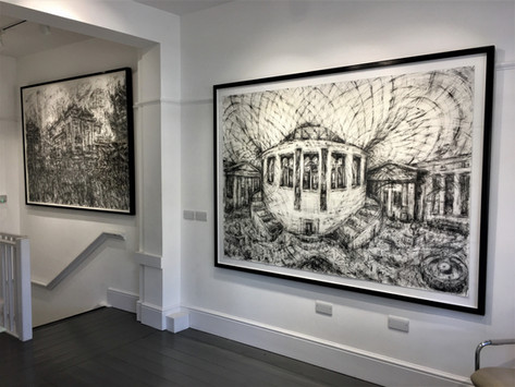 'Urban Journeys' Exhibition, 2019