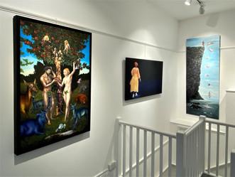 'Evolution - Tam Joseph Paintings', 2020, Felix & Spear, London