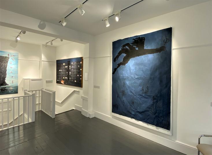 'Evolution - Tam Joseph Paintings', 2020