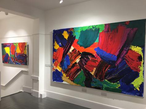 Alan Gouk @ 80 Exhibition, 2019
