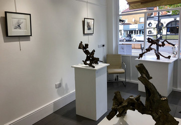 'Looking For The Physical' Exhibition, 2016