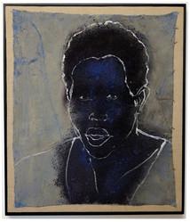 Tam Joseph (b.1947) 'Diamond Princess', 95 x 80 cm  Contact for Price