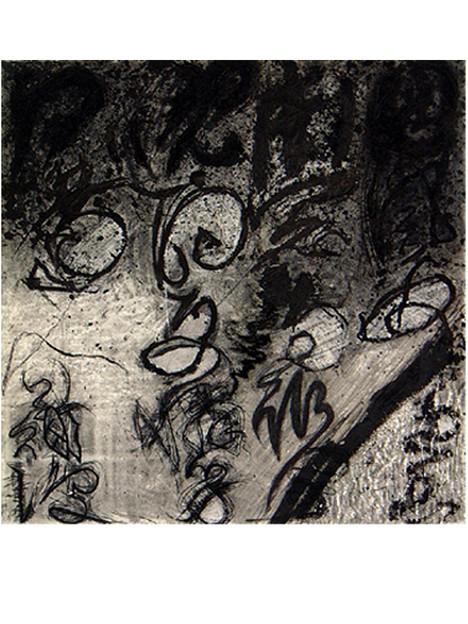 David Redfern (b.1947) 'Chen Tao-Fu', 76 x 76cm