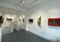 David Redfern 'All Ye Assembled Here' Exhibition, 2020, Felix & Spear, London