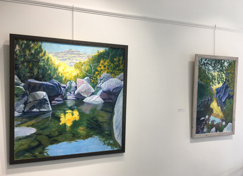 'Lands of Goddess and Myth' Exhibition, 2017