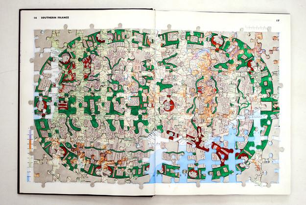 David Redfern (b.1947) 'Higden's Boson' made in 2012, 47.5 x 64.5 x 10.5 cm