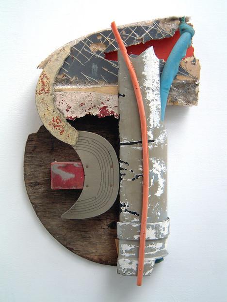 David Redfern (b.1947) 'Osma' made in 2001, 57 x 38cm