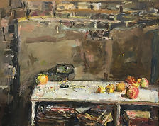 Anthony Eyton, Rachel's Apples