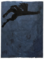 Tam Joseph (b.1947) 'The Flying Doctor', 204 x 171 cm  Contact for Price