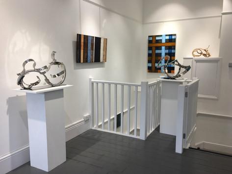 'Vanishing Point' Exhibition, 2019