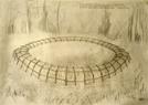 Rosie Leventon 'Ring' 2004, 90 x 120 cm  Contact for Price