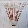 Rosie Leventon 'Funnel' 1999, 90 x 120 cm  Contact for Price